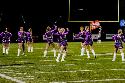WBHS Band vs West Holmes-20
