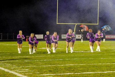 WBHS Band vs West Holmes-23