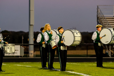 WBHS Band vs West Holmes-2