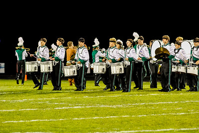 WBHS Band vs West Holmes-24