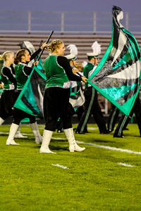 WBHS Band vs West Holmes-5