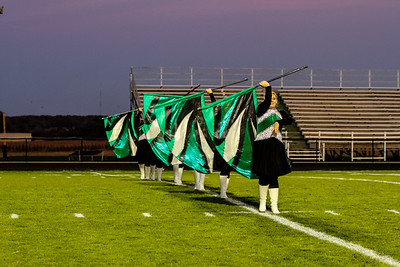 WBHS Band vs West Holmes-12