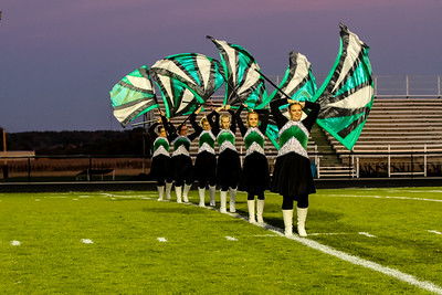 WBHS Band vs West Holmes-16