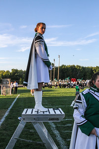 WBHS Band vs Alliance-2