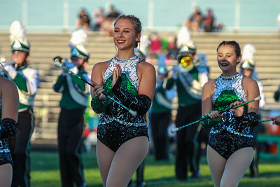 WBHS Band vs Alliance-16