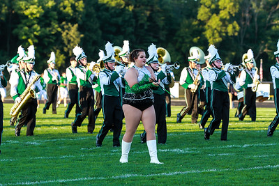 WBHS Band vs Alliance-10
