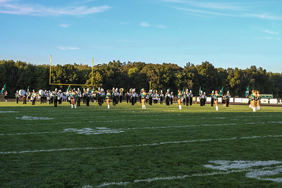 WBHS Band vs Alliance-3