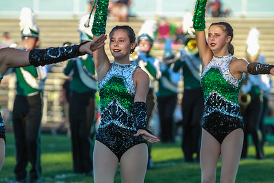 WBHS Band vs Alliance-17