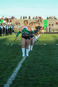 WBHS Band vs Alliance-14