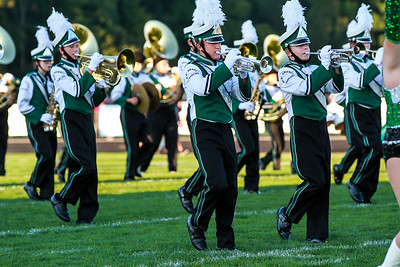 WBHS Band vs Alliance-12