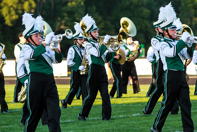 WBHS Band vs Alliance-13