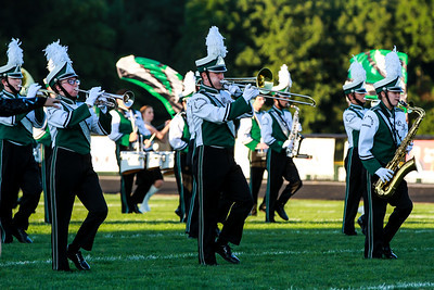 WBHS Band vs Alliance-11
