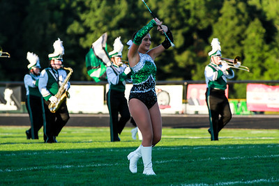 WBHS Band vs Alliance-8