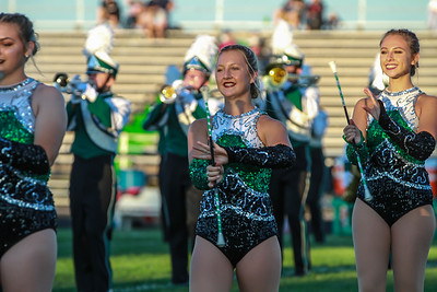WBHS Band vs Alliance-15