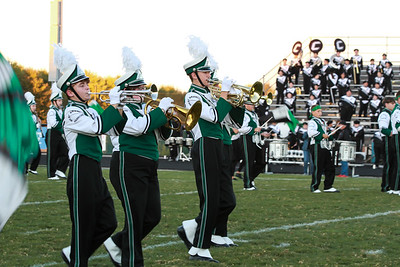 WBHS Band vs Carrollton-7