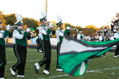 WBHS Band vs Carrollton-6