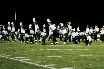 WBHS Band vs Howland-39