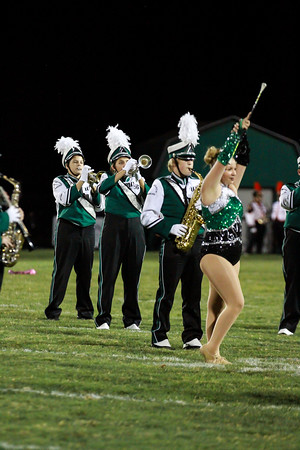 WBHS Band vs Howland-25