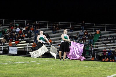 WBHS Band vs Howland-59