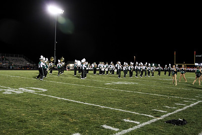 WBHS Band vs Howland-15