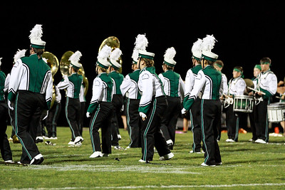 WBHS Band vs Howland-40