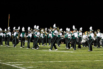 WBHS Band vs Howland-52