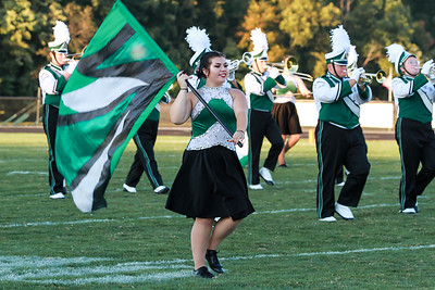 WBHS Band vs Howland-3