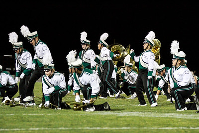 WBHS Band vs Howland-48
