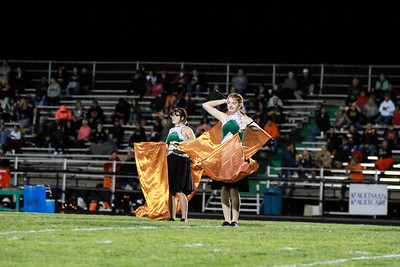 WBHS Band vs Howland-54