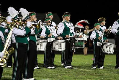 WBHS Band vs Howland-26