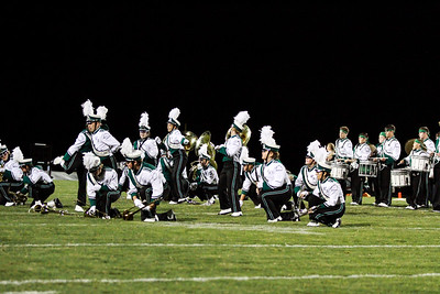 WBHS Band vs Howland-45