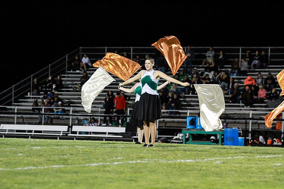 WBHS Band vs Howland-58