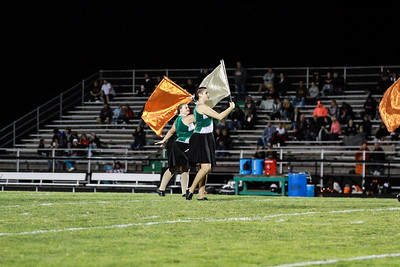 WBHS Band vs Howland-29