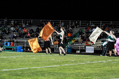 WBHS Band vs Howland-30