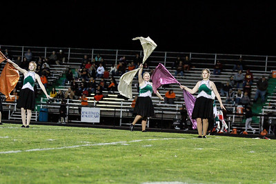 WBHS Band vs Howland-31