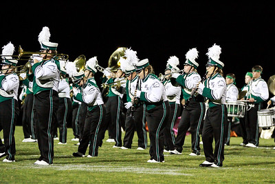 WBHS Band vs Howland-33