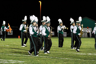 WBHS Band vs Howland-20