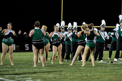 WBHS Band vs Howland-41