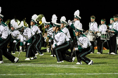 WBHS Band vs Howland-51