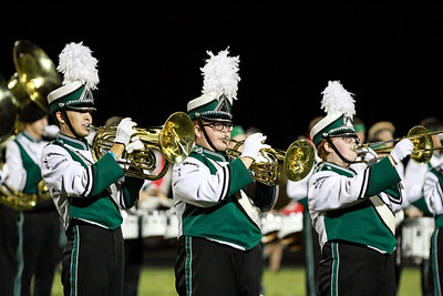 WBHS Band vs Howland-16