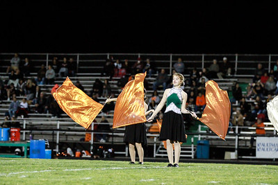 WBHS Band vs Howland-55