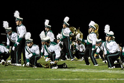 WBHS Band vs Howland-49