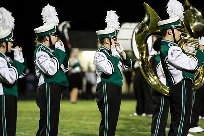 WBHS Band vs Howland-23