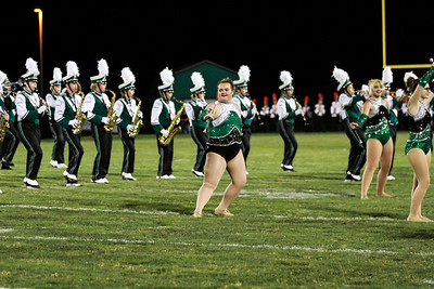 WBHS Band vs Howland-18