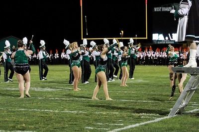 WBHS Band vs Howland-17