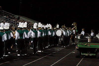 WBHS Band vs Howland-61