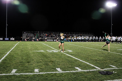 WBHS Band vs Howland-11