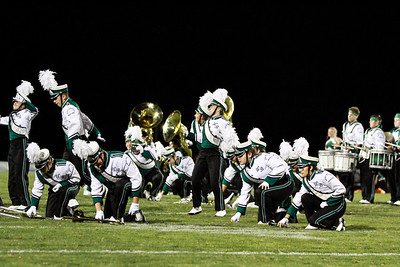WBHS Band vs Howland-44