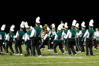 WBHS Band vs Howland-36