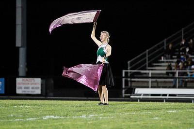 WBHS Band vs Howland-57